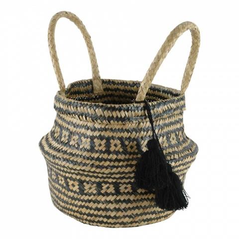Basket seagrass black