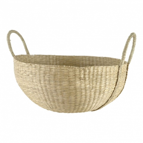 Basket seagrass natural